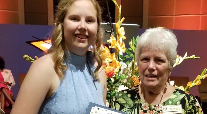 2019 AHCL Scholarship Awardee